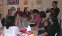 Σεμινάριο «13 συναντήσεις γνωριμίας με υλικά και τεχνικές ζωγραφικής»
