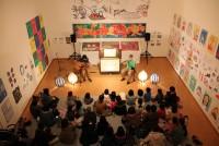 αναδεικνύοντας την παιδική τέχνη διεθνώς