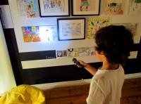 διαφορετικότητας & ρατσισμός έκθεση παιδικής Τέχνης;