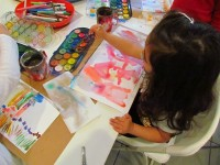 Παρασκευή με Τέχνη, για γονείς & παιδιά 2,5 - 4,5 ετών